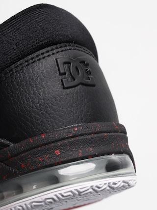 DC Tiago S Shoes (black/atl red/black)