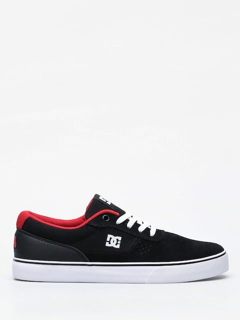 DC Switch Shoes (black/athletic red)