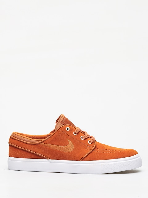 Nike SB Zoom Stefan Janoski Shoes (cinder orange/cinder orange white)
