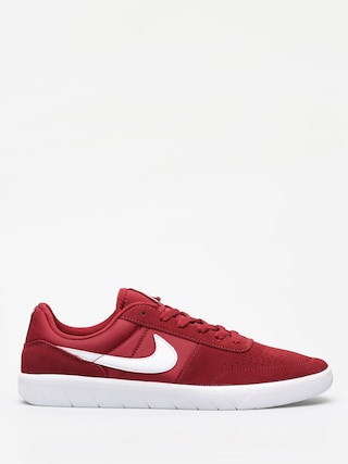 Nike SB Team Classic Shoes (team crimson/white white)