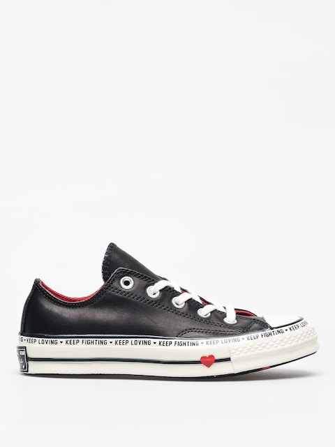 Converse Chuck 70 Ox Chucks (black/sedona red/egret)