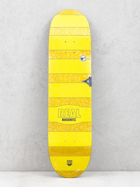 Real Busenitz Cheetah Deck (yellow)