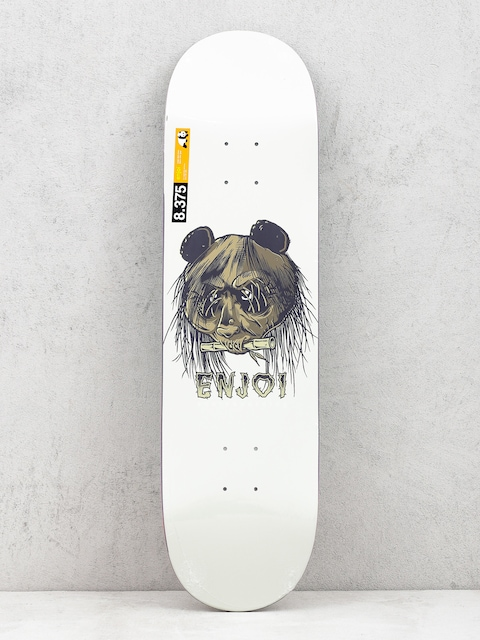 Enjoi 80s Head Deck (metallic)