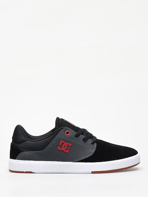 DC Plaza Tc S Shoes (black/dk grey/athlet)