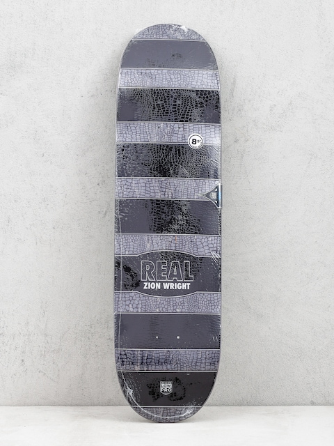 Real Zion Reptile Deck (black)