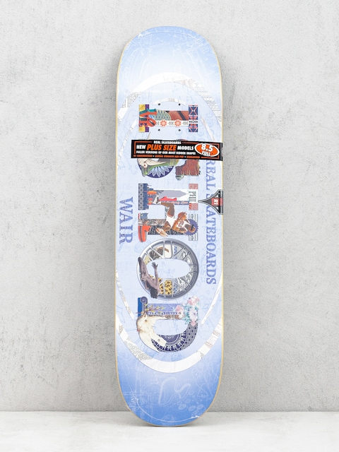 Real Ishod C And P Oval Deck (light blue)