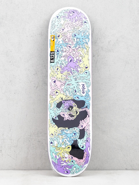 Enjoi Slimer Panda Deck (white)