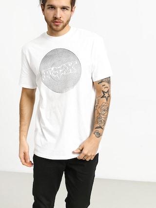 Fox Bulls Eye T-shirt (opt wht)