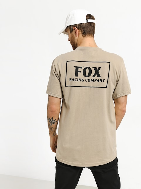 Fox Heater Pocket T-shirt (snd)