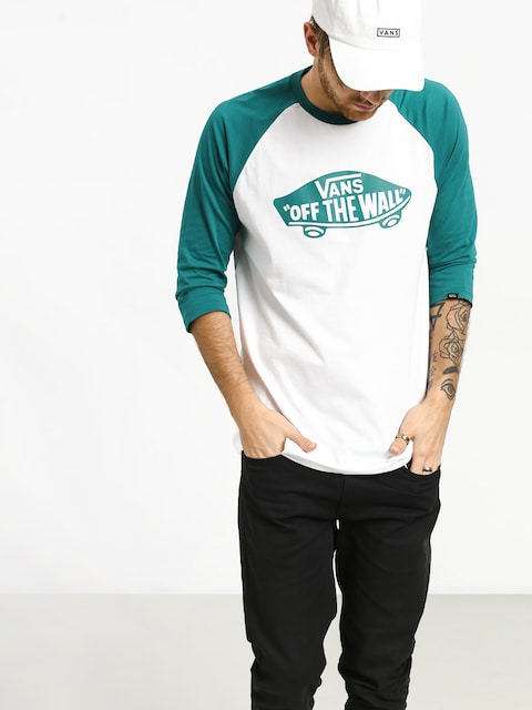 Vans Otw Raglan T-shirt (white/quetzal)