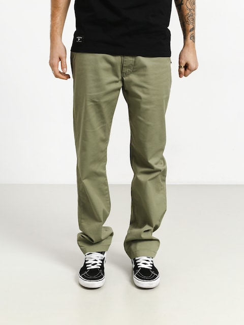 Vans Authentic Chino Pro Pants (oil green)