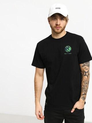 Nervous Profile T-shirt (black)