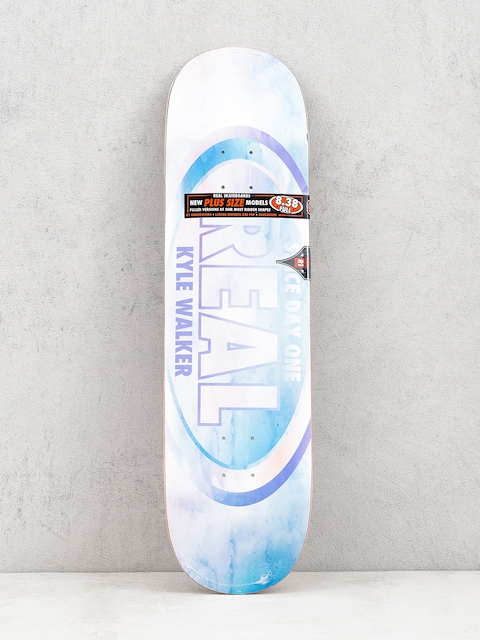 Real Kyle Watercolor Deck (blue)