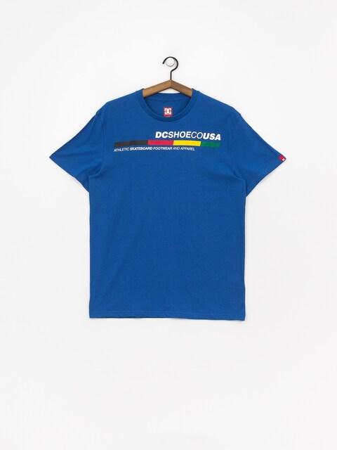 DC 4Stripe T-shirt (nautical blue)