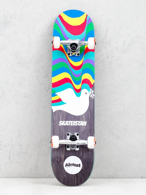 Almost Skateistan Skateboard (multi)