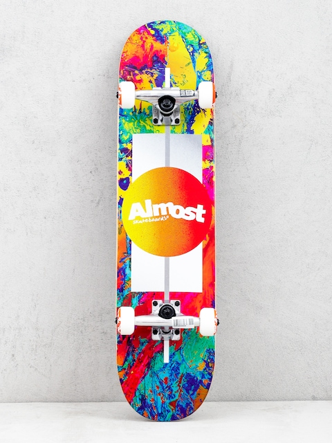 Almost Gradient Flop Skateboard (multi)