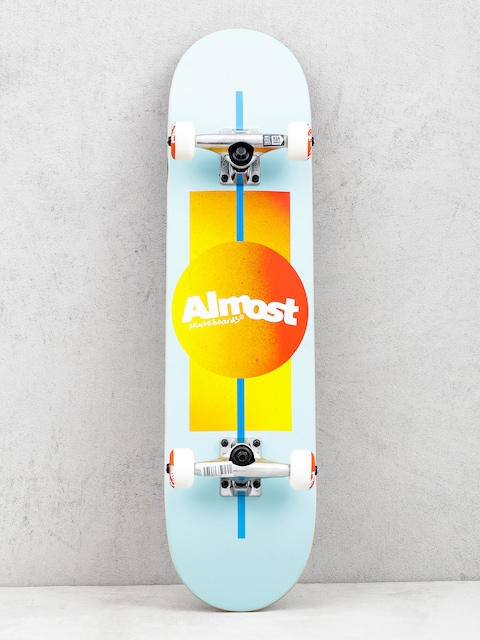 Almost Gradient Fp Skateboard (ice)