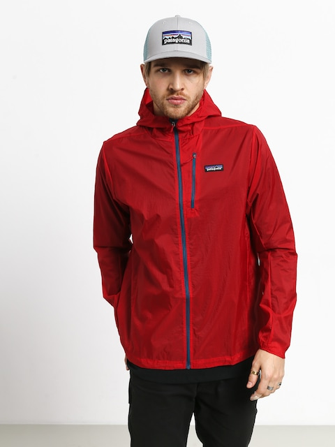 Patagonia Houdini Jacket (fire)