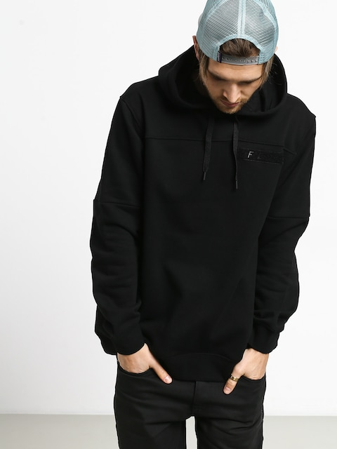 Fox The Sd HD Hoodie (blk)