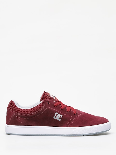 DC Crisis Shoes (burgandy/dawn)