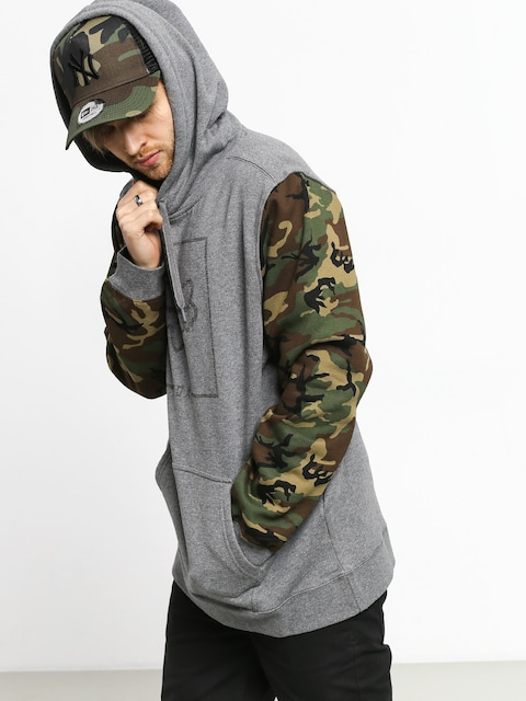 Fox Chapped Camo HD Hoodie (htr graph)