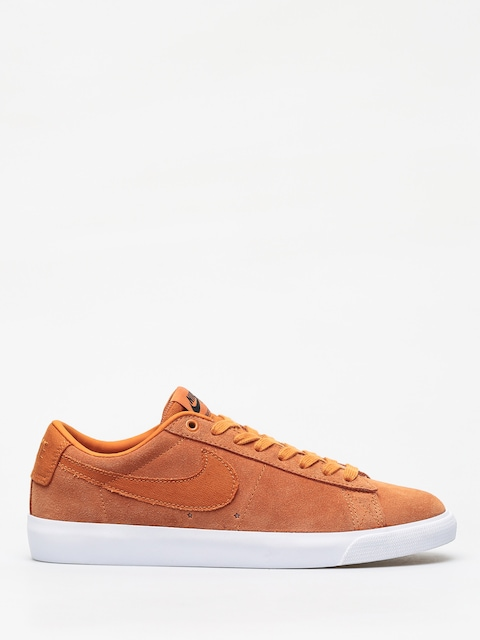 Nike SB Blazer Low Gt Shoes (cinder orange/cinder orange obsidian)
