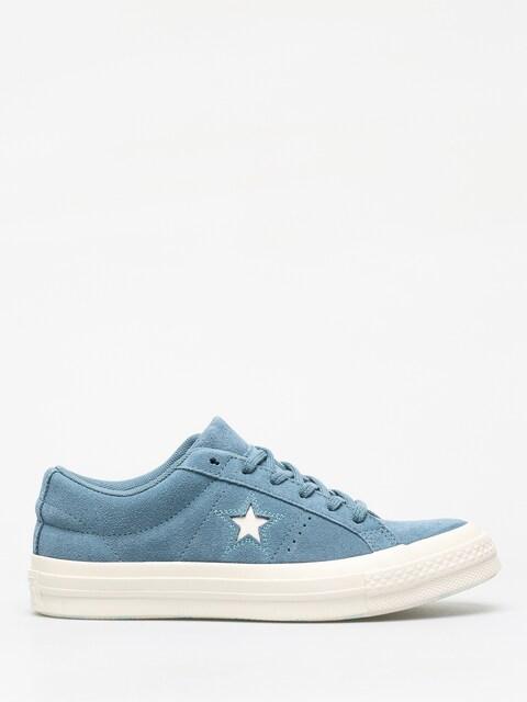 Converse One Star Ox Chucks (celestial teal/celestial teal)