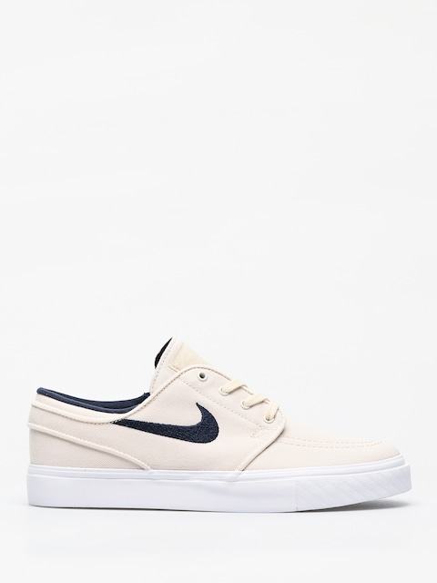 Nike SB Stefan Janoski Canvas Shoes (light cream/obsidian white obsidian)