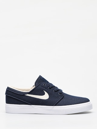 Nike SB Stefan Janoski Canvas Shoes (obsidian/light cream white light cream)
