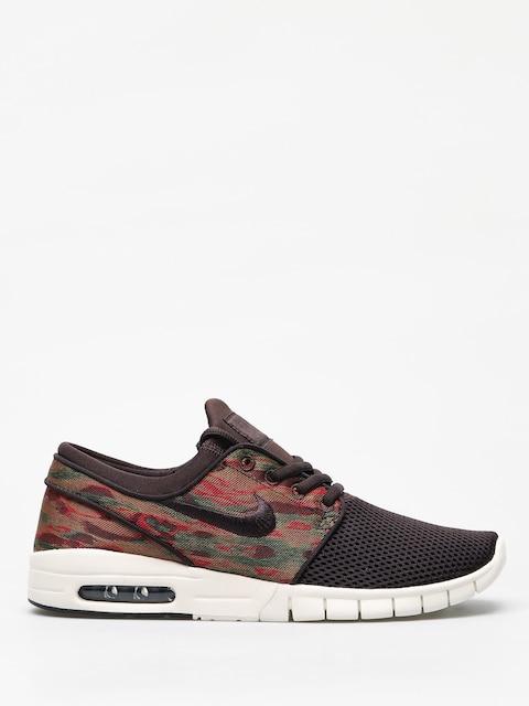 Nike SB Stefan Janoski Max Shoes (velvet brown/velvet brown sail)