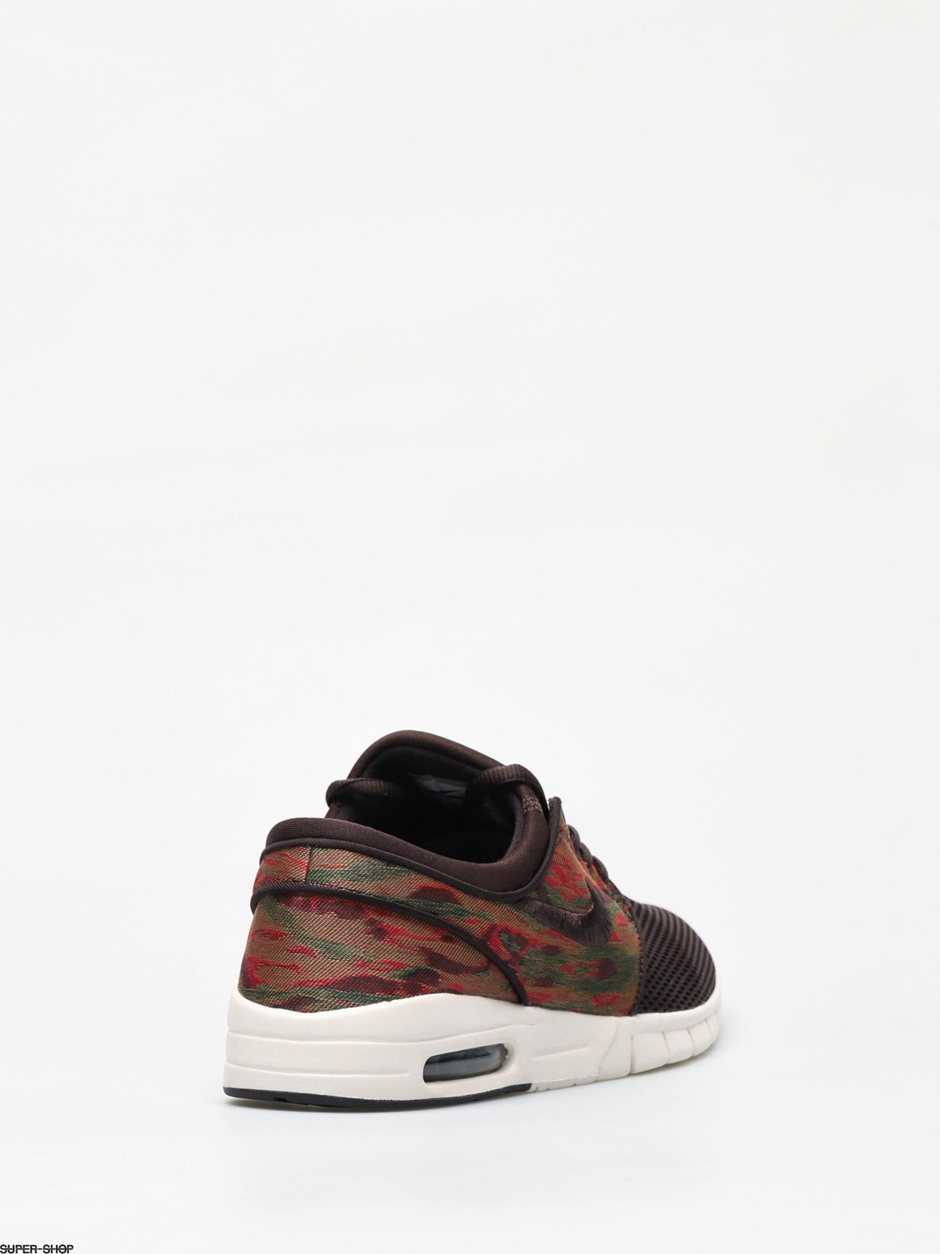 Nike SB Stefan Janoski Max Shoes (velvet brown velvet brown sail) 4ddc223a3