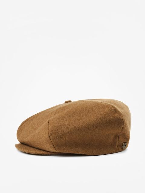 Brixton Ollie ZD Flat cap (camel)