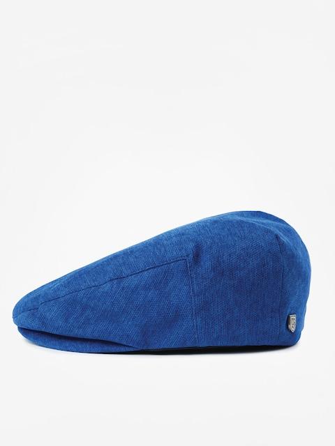 Brixton Hooligan W Snap ZD Flat cap Wmn (royal)