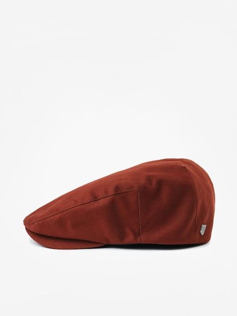 Brixton Hooligan Snap ZD Flat cap (henna)