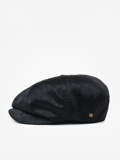 Brixton Brood W Snap ZD Flat cap Wmn (black)