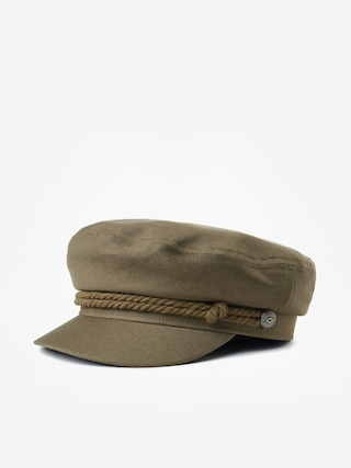 Brixton Fiddler ZD Flat cap (military olive)