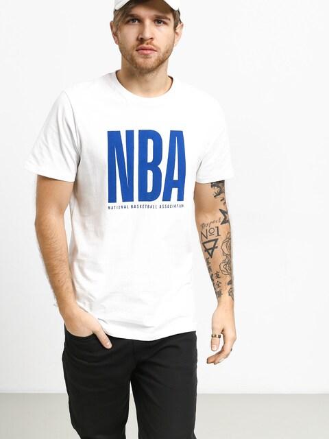 New Era Nba Logo T-shirt (white)