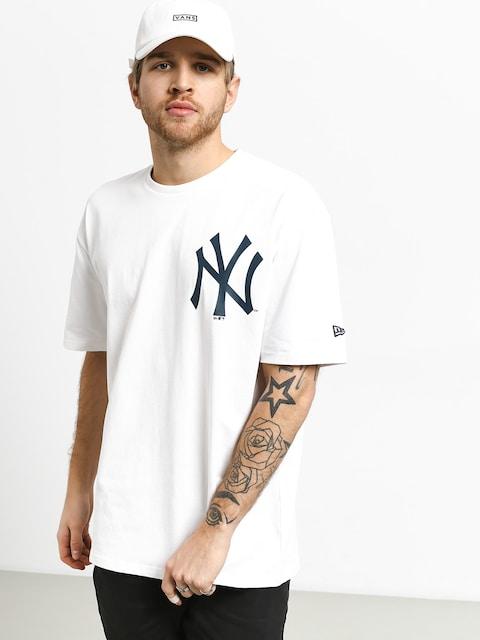 New Era Oversized Logo New York Yankees T-shirt