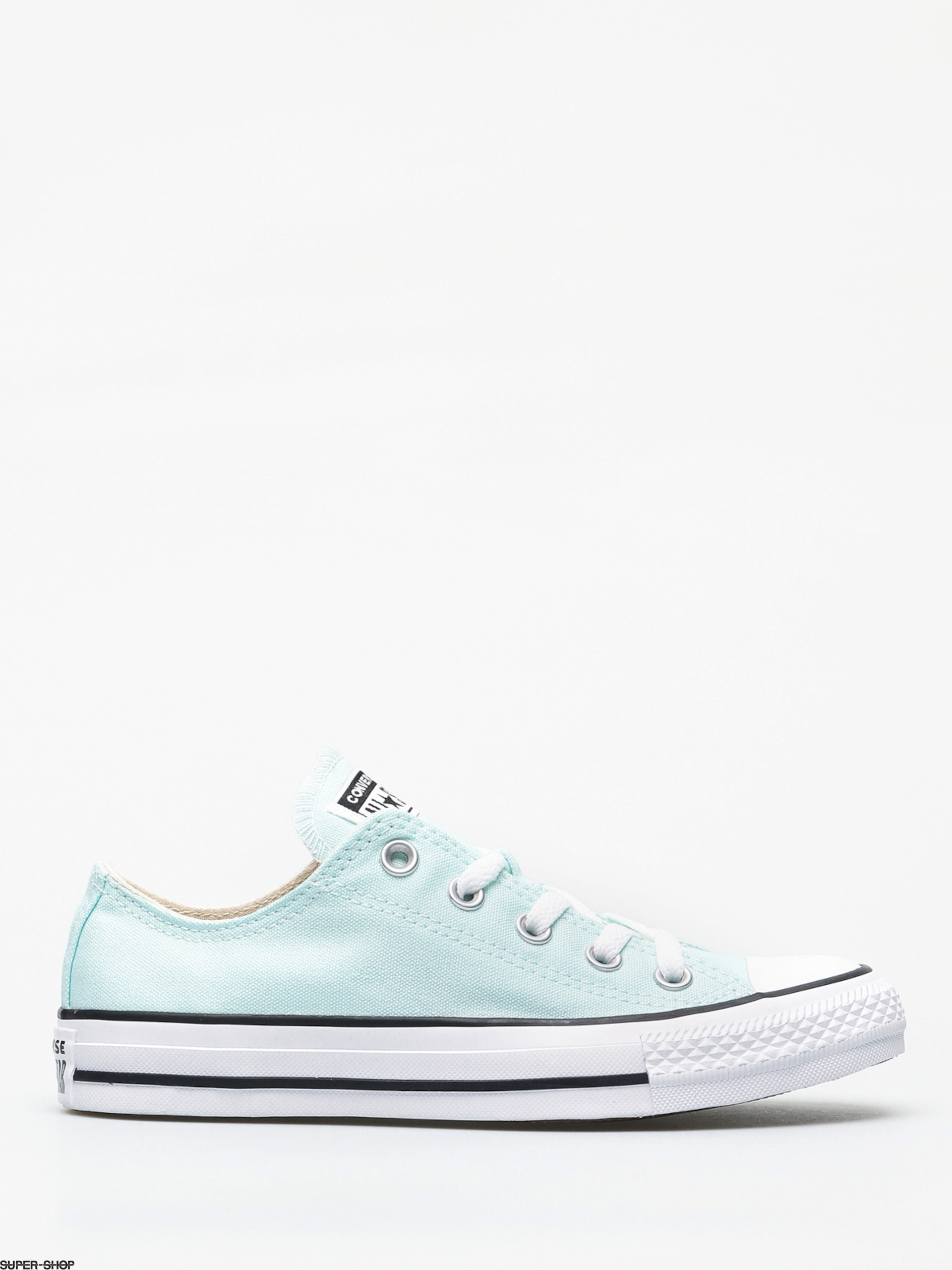 Converse Chuck Taylor All Star Ox Chucks (teal tint)