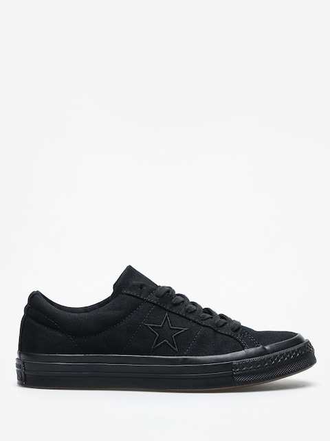 Converse One Star Ox Chucks (black)