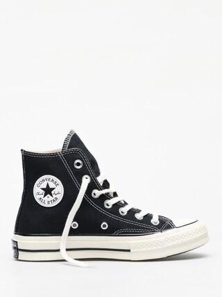 Converse Chuck 70 Hi Chucks (black/black/egret)