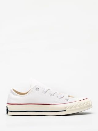 Converse Chuck 70 Ox Chucks (white/garnet/egret)