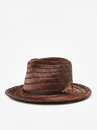 Brixton Crosby II Fedora Hat (brown/brown)