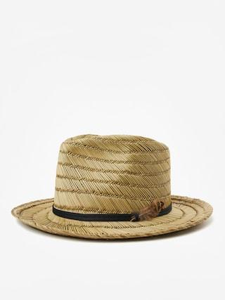 368f7140e5ad1 Brixton Crosby II Fedora Hat (tan)