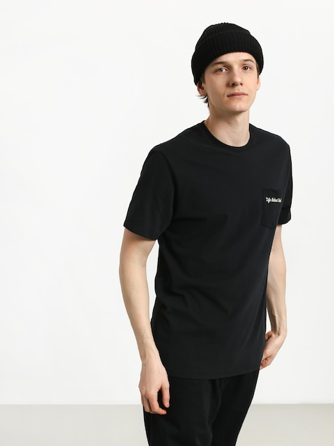 Fox Resin Airline T-shirt (blk)