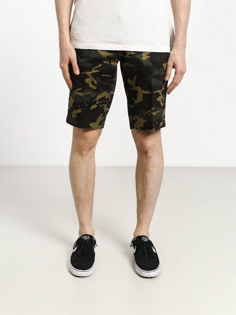 Fox Essex Camo Shorts (grn cam)