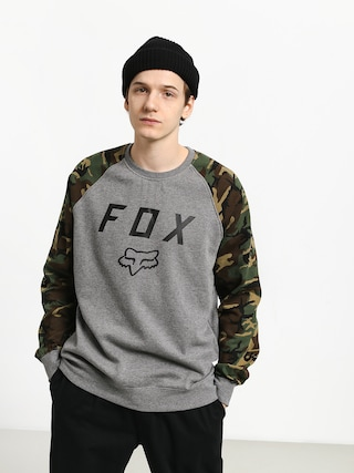 Fox Legacy Sweatshirt (htr graph)