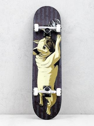 Darkstar Bulldog Skateboard (black)