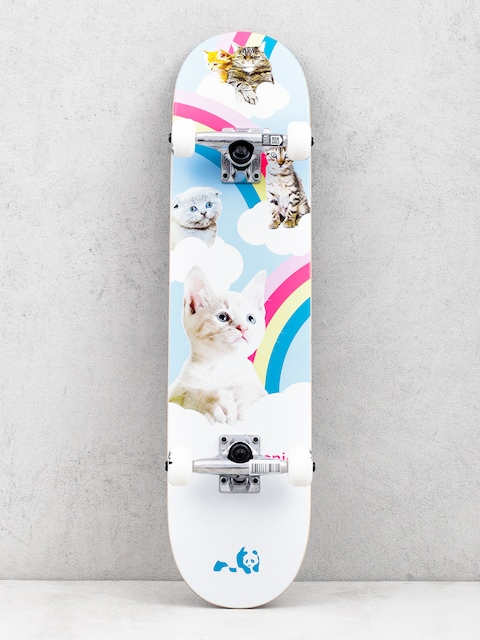 Enjoi Kitten Slumber Skateboard (multi)