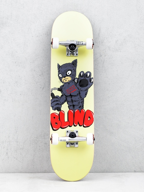Blind Fos Furry Fp Premium Skateboard (yellow)
